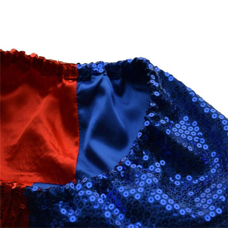 الترتر الملابس الداخلية السراويل اصطف السراويل للفتيات زي هالوين تنكري رائجة البيع 5 أحجام