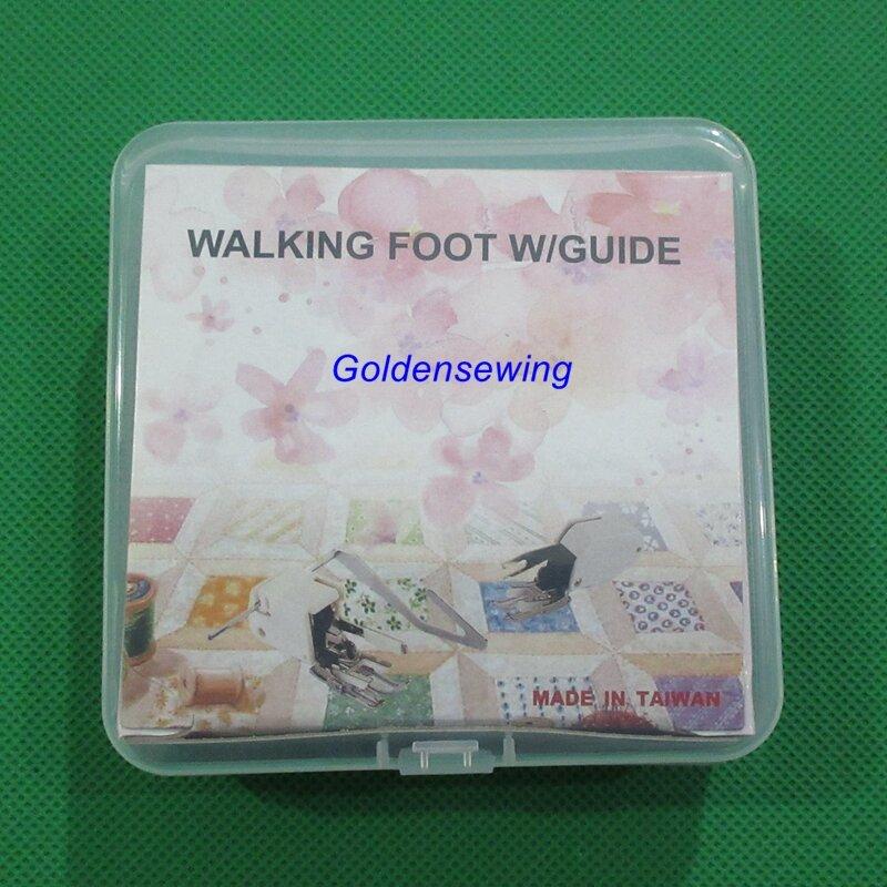 لـ Husqvarna Viking ، أقدام المشي ، 4123573-01 ، مناسبة للمجموعات 5 ، 6 ، 7 ، D ، E والمزيد