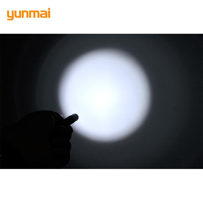مصباح يدوي صغير محمول Q5 Led ، بطارية 2 × AAA ، مصباح يدوي صغير ساطع قابل للتعديل ، مصباح طوارئ رخيص الثمن