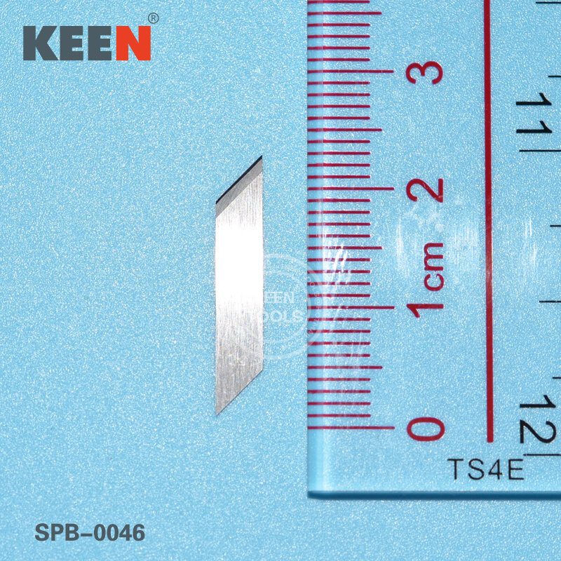 الصلبة كربيد قطع شفرة/يميل الحز شفرة SPB-0046