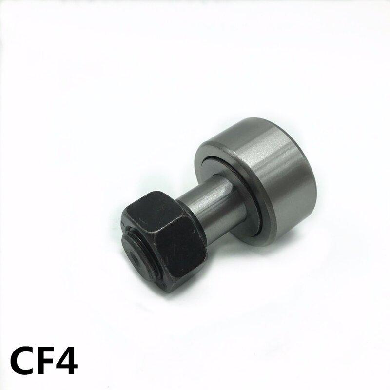 1 قطع CF4 KR12 KRV12 كام أتباع الترباس عجلة نوع إبرة أسطواني M4x0.7 ويعلقون تحمل