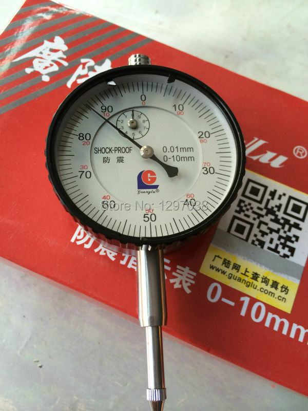 1 قطعة نوعية جيدة 0-10 مللي متر مؤشر الطلب