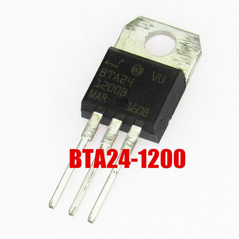 BTA24-600B BTA24-800 BTA24-1000 BTA24-1200 إلى-220 جديد الأصلي في المخزون