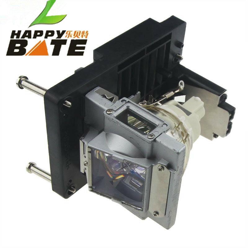 مصباح بديل لجهاز العرض NP04LP, مع لمبة ومبيت عالية الجودة لـ NE C NP4000/ NP4001 happybate