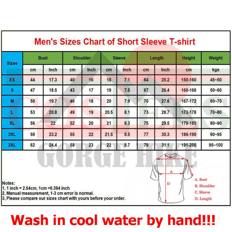 Kawaii لطيف الكلاسيكية يكون لا يخشى طبيب هو هنا T قميص الجدة مضحك التي شيرت ملابس الرجال قصيرة الأكمام Camisetas تي شيرت