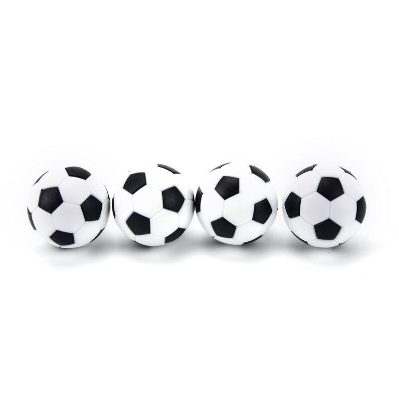 4 قطعة 32 مللي متر طاولة كرة قدم كرة القدم كرة القدم البلاستيكية كرة قدم كرة القدم كرة القدم كرة القدم الرياضة الهدايا الجولة ألعاب داخلية