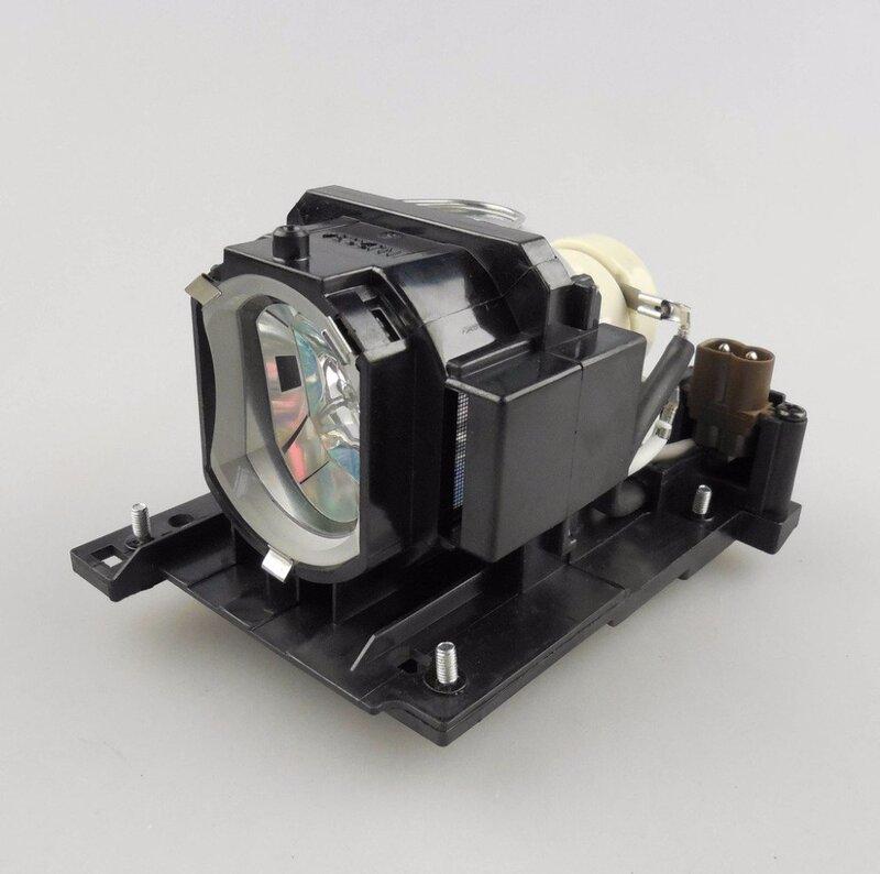 DT01022 استبدال العارض مصباح مع الإسكان لشركة هيتاشي CP-RX80W / CP-RX78 / ED-X24 / CP-RX78W / CP-RX80 / ED-X24Z