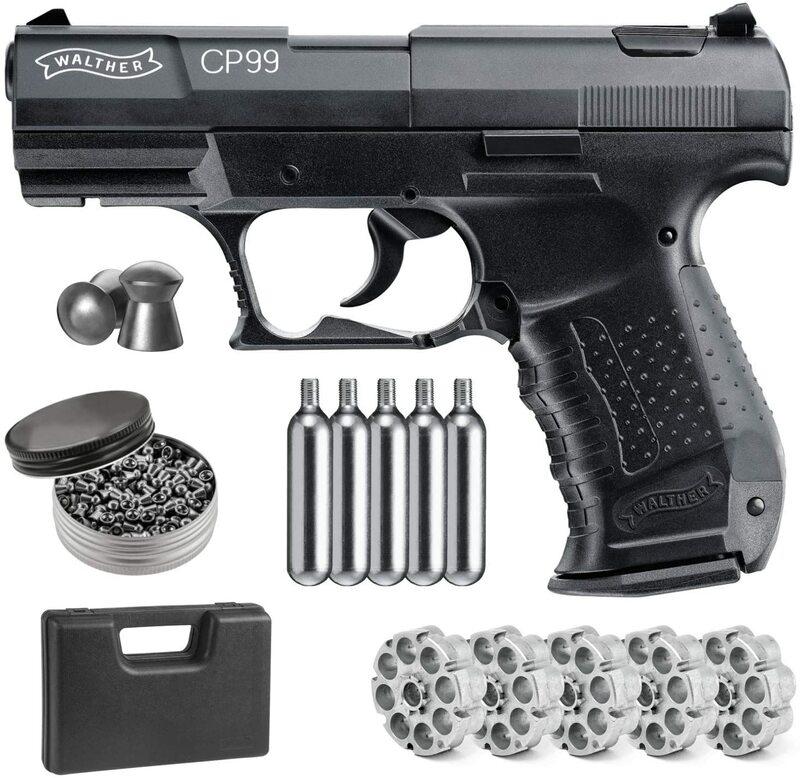 Umarex Walther CP99 .177 عيار معدن القصدير علامات ، ملصقات معدنية ، لويحات ، لوحات الحديد الزخرفية