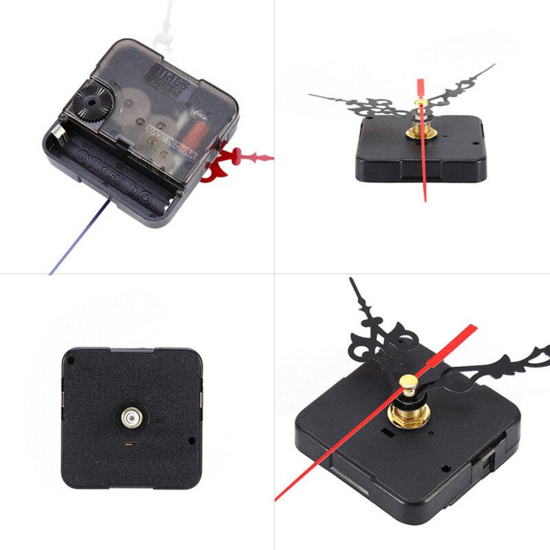 لتقوم بها بنفسك ساعة حائط ساعة كوارتز ماكينة ساعة حركة صامتة بطارية عملية صيانة أداة مكونات ملحقات أساسية