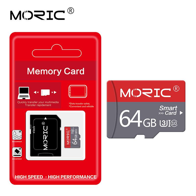تخفيضات هائلة على بطاقة الذاكرة مايكرو SD 256GB 128GB بطاقة فلاش فئة 10 8G 16GB 32GB 64GB C10 مايكرو SD بطاقة ذاكرة فلاش حملة صغيرة SD TF بطاقة
