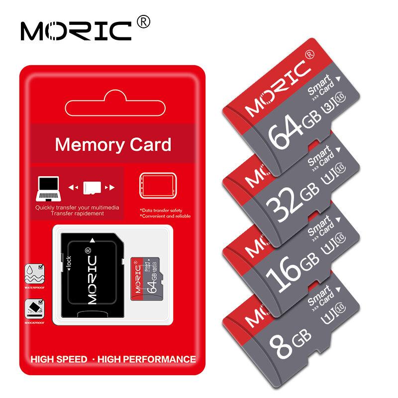 100% الأصلي مايكرو SD بطاقة بطاقة الذاكرة 8GB 16GB 32GB Class10 مايكرو 128GB C10 فلاش TF بطاقة مايكرو فلاش حملة 64gb للهاتف