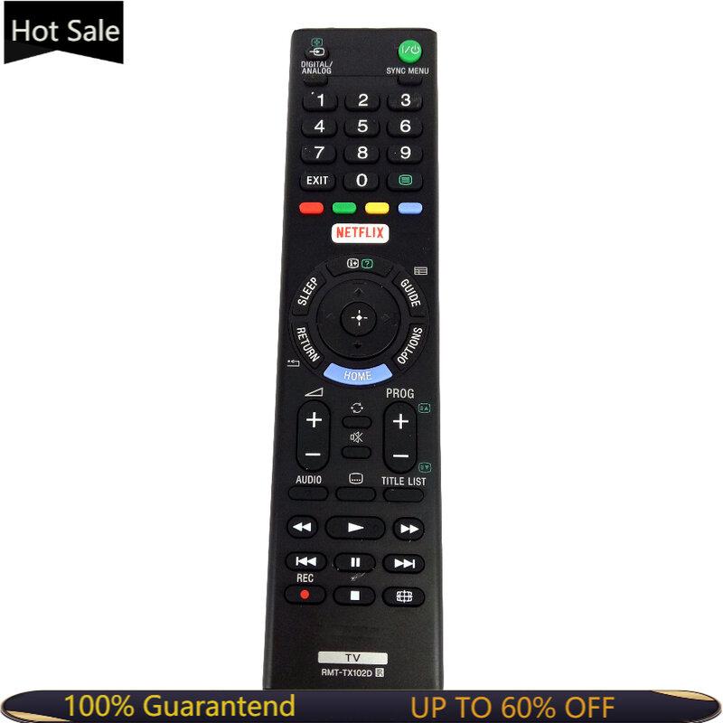 جديد حقيقي الأصلي لسوني RMT-TX102D RMTTX102D التلفزيون عن بعد ل KDL-32R500C KDL-40R550C KDL-48R550C Fernbedienung