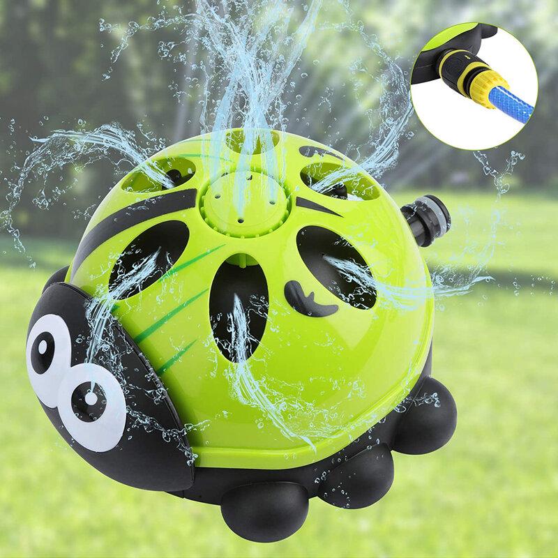 الكرتون الخنفساء رذاذ الماء لعبة الحيوان على شكل بخاخ الصيف المياه الرش الاطفال في الهواء الطلق لعبة الماء ألة رش الحديقة