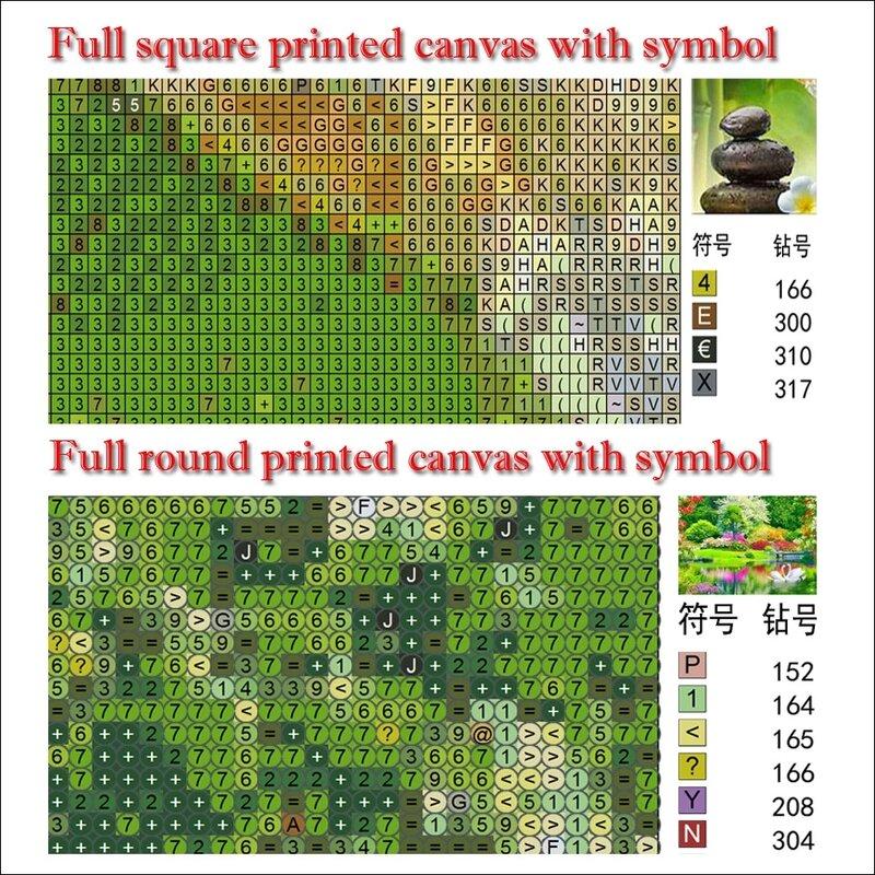 5 قطعة 5D DIY بها بنفسك الماس اللوحة كامل مربع مجردة الأسد كوكبة عبر غرزة فسيفساء ديكور المنزل الماس التطريز الحيوان