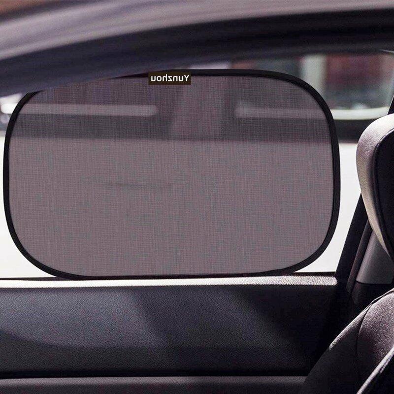نافذة السيارة ظلة الامتزاز العزل واقية من الشمس الجانب الشمس طبقة مزدوجة الظل حماية الشمس وهج وحماية الأشعة فوق البنفسجية