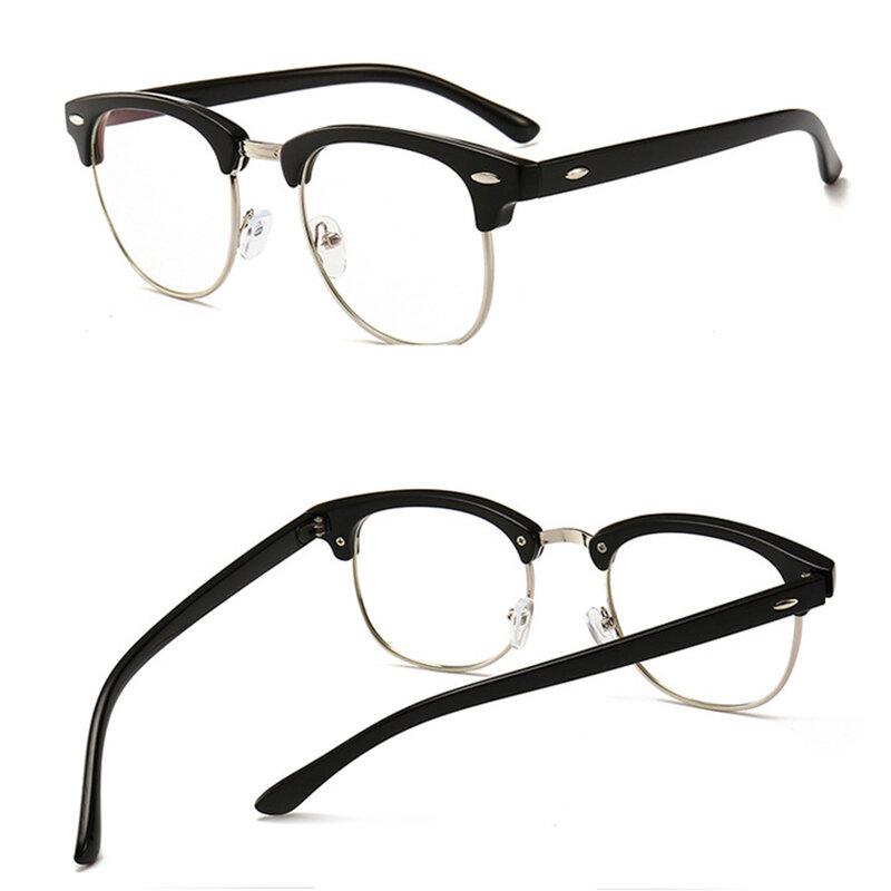 نظارات واقية من الإشعاعات تعمل بالكمبيوتر خفيفة ومضادة للإشعاع للسيدات والرجال والسيدات باللون الأزرق
