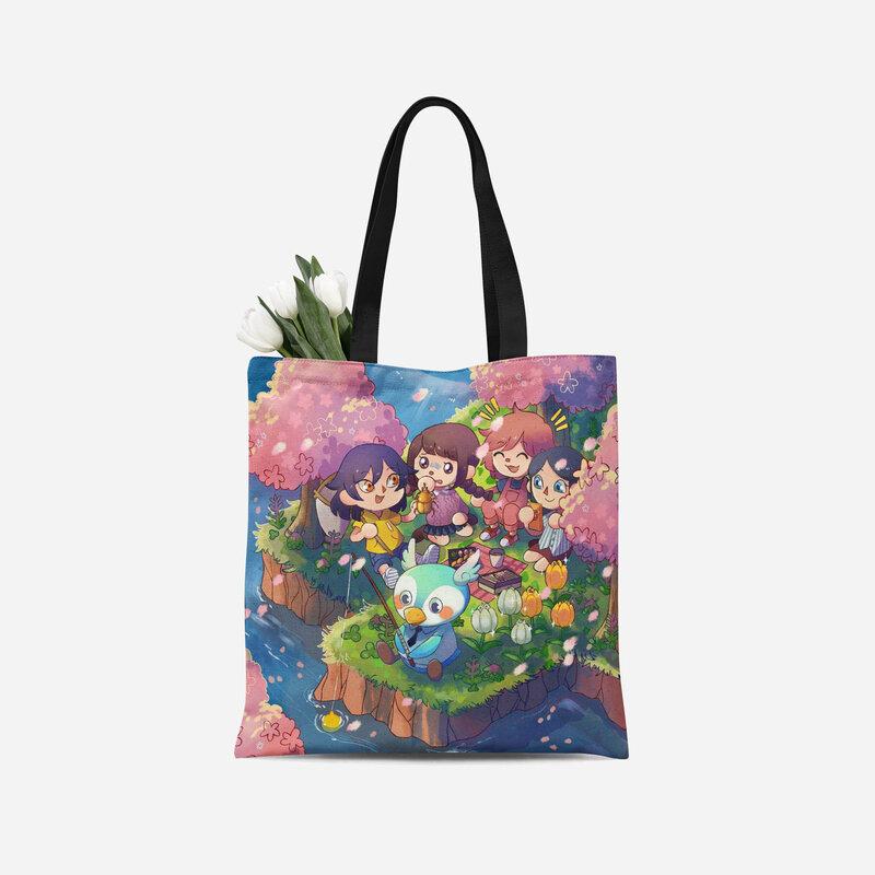 40 سنتيمتر اليابان لعبة معبر الدعائم حقيبة كتف مفردة نموذج حقيبة تسوق هدية لفتاة/نساء