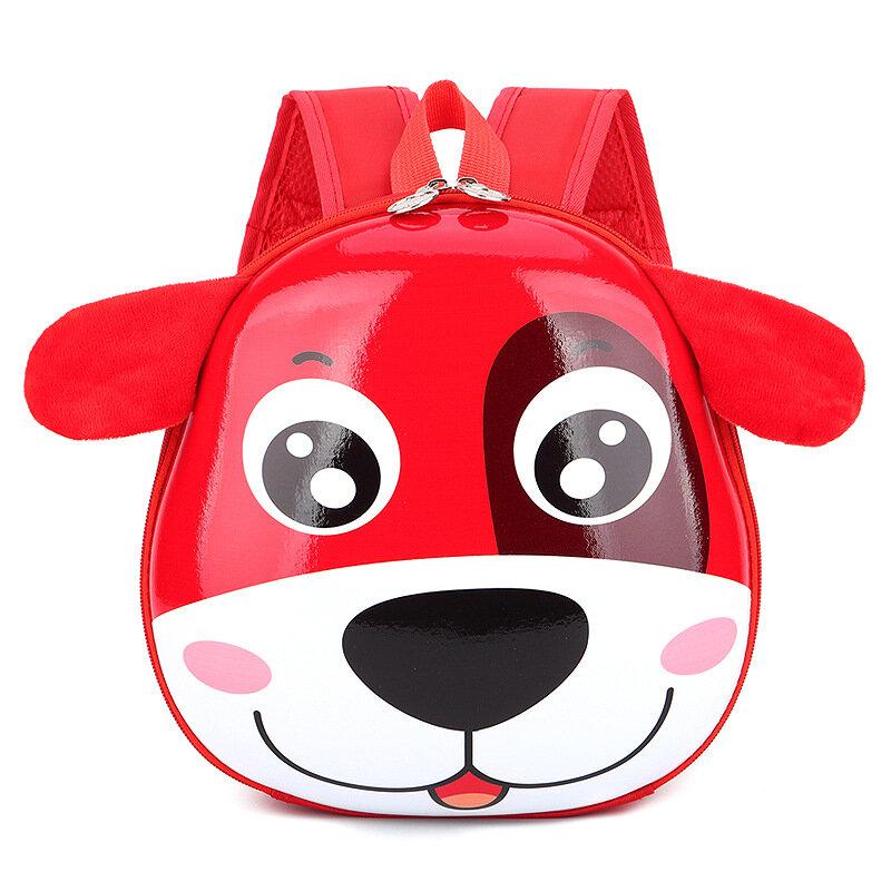 جديد إيفا العظام المدرسية الأطفال على ظهره قشرة صلبة مقاوم للماء الاطفال الكرتون الكلب رياض الأطفال لطيف حقيبة مدرسية لمدة 2-6 سنوات