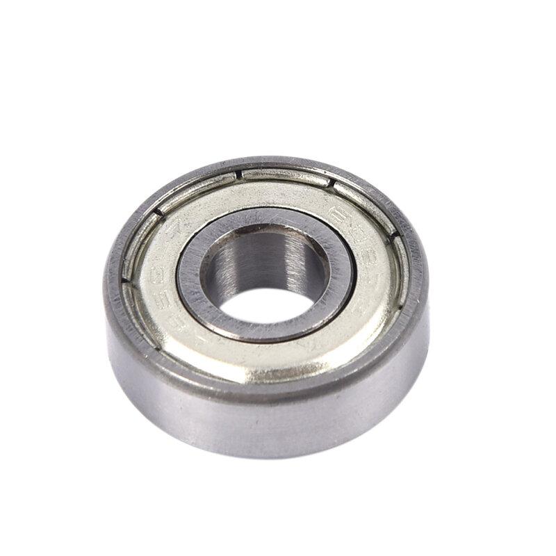 1 قطعة ABEC 7 608ZZ مهاوي محامل الأسطوانة سكوتر الكرات تزلج سكيت عجلات الفضة الفولاذ المقاوم للصدأ محامل