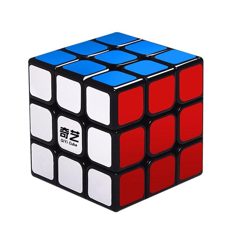 مكعب سرعة 3x3x3 5.6 سنتيمتر مكعب سحري احترافي جودة عالية دوران Cubos Magicos ألعاب منزلية للأطفال