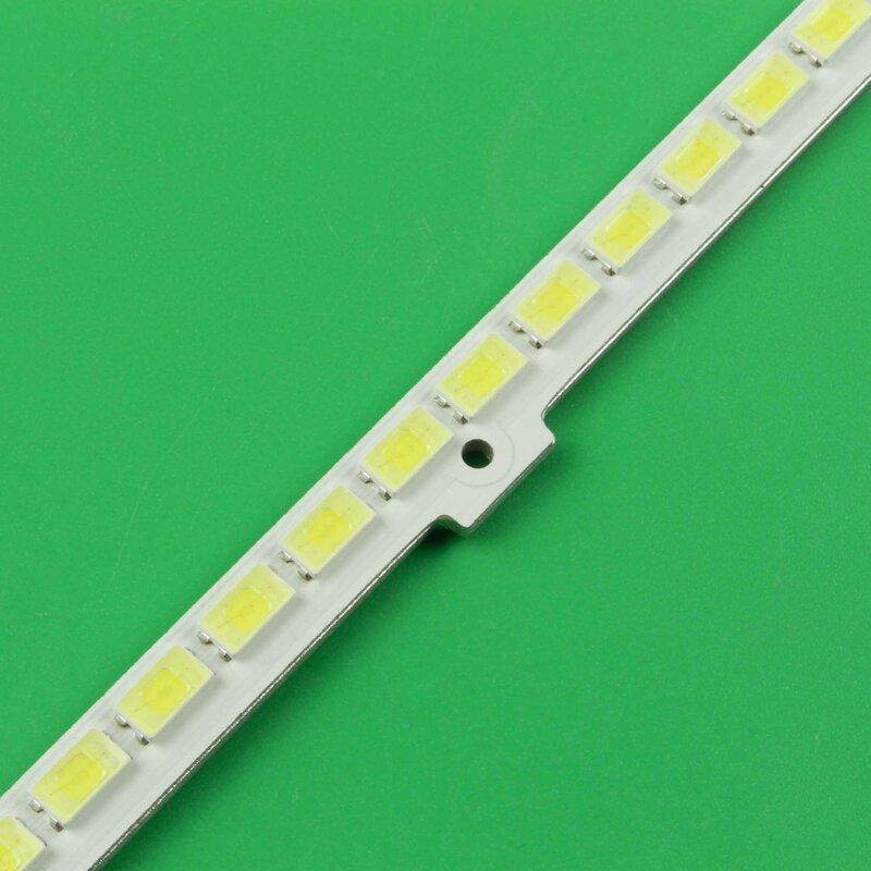 جديد 2 قطعة/السماح 100LED 68 سنتيمتر LED قطاع ل UA55D6600WJ UA55D6600 UN55D6000SF LTJ550HW01-V LTJ550HW01 LTJ550HW03-H BN64-01664A