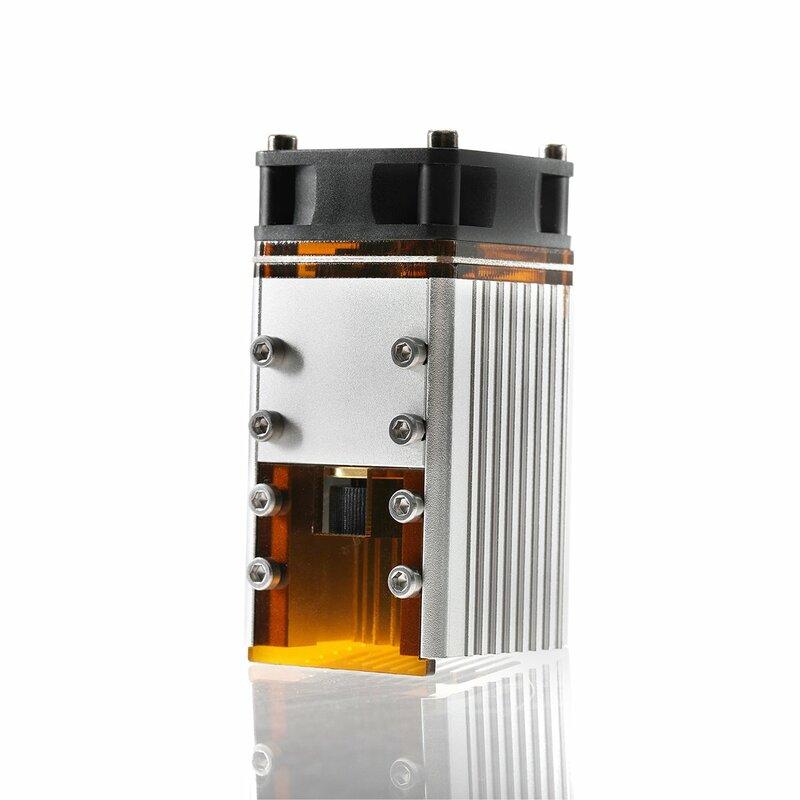 NEJE A40630 50 واط عالية الطاقة وحدة الليزر عدة التصنيع باستخدام الحاسب الآلي ماكينة الحفر بالليزر آلة تقطيع بالليزر المعادن/الفولاذ المقاوم للصد...
