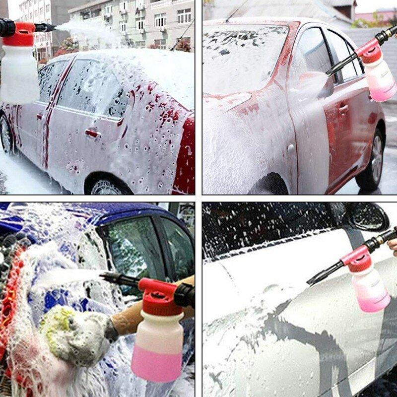 يمكن غسل رذاذ ضغط السيارة القابلة للإزالة سعة كبيرة