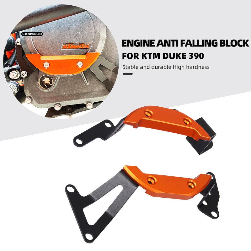واقي محرك الدراجات النارية واقي المحرك غطاء المحرك المتزلج حامي ل KTM DUKE250 DUKE390 2017 2018 2019