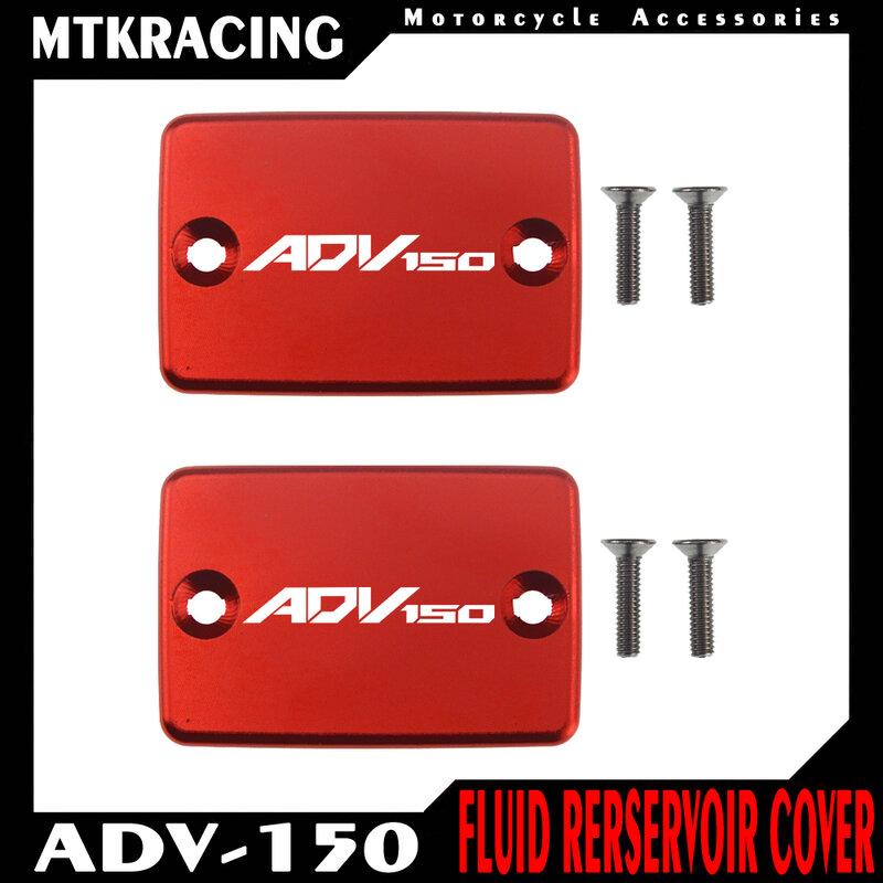 MTKRACING-غطاء أسطوانة الفرامل الأمامية ، غطاء سائل الفرامل ، لـ ADV 150 adv150 2019 2020