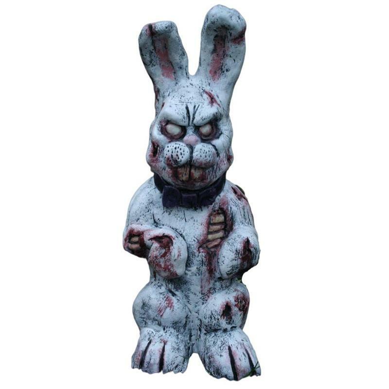 هالوين حديقة الديكور الرعب الحيوان الحلي الراتنج الكسالى تمثال ديكور المنزل الرعب ديكور هالوين الطرف