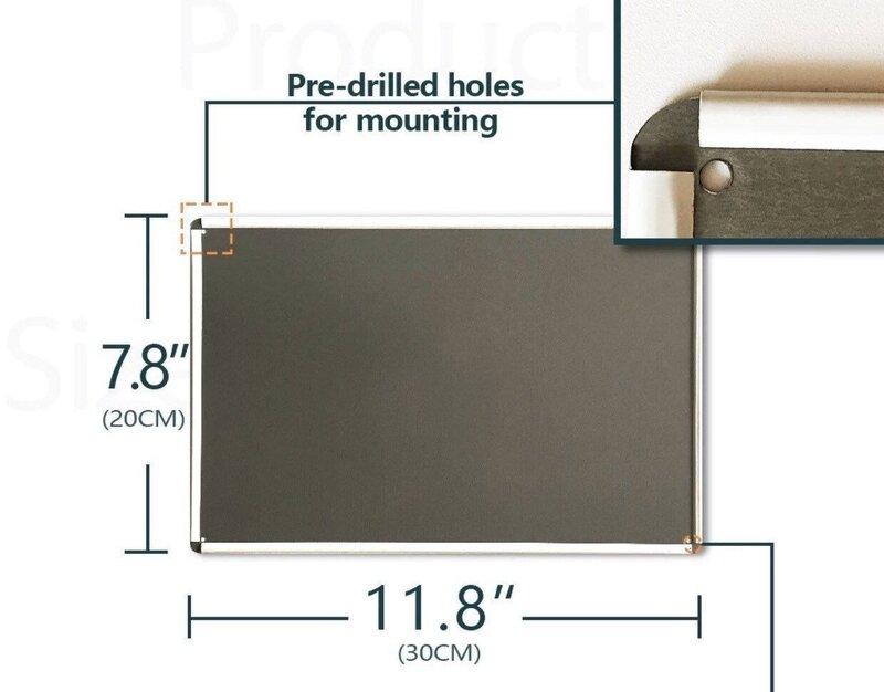 عصا قرصان للكلاب ، علامة معدنية ، عتيقة ، ألومنيوم ، VS468 ، 8x12