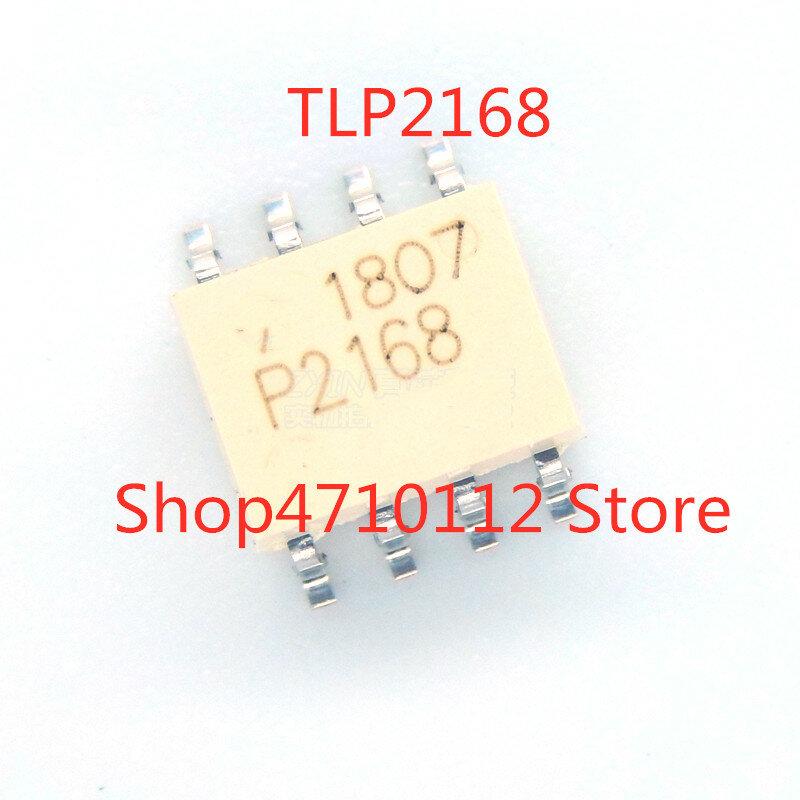 10PCS/LOT NEW P2168 TLP2168 SOP-8