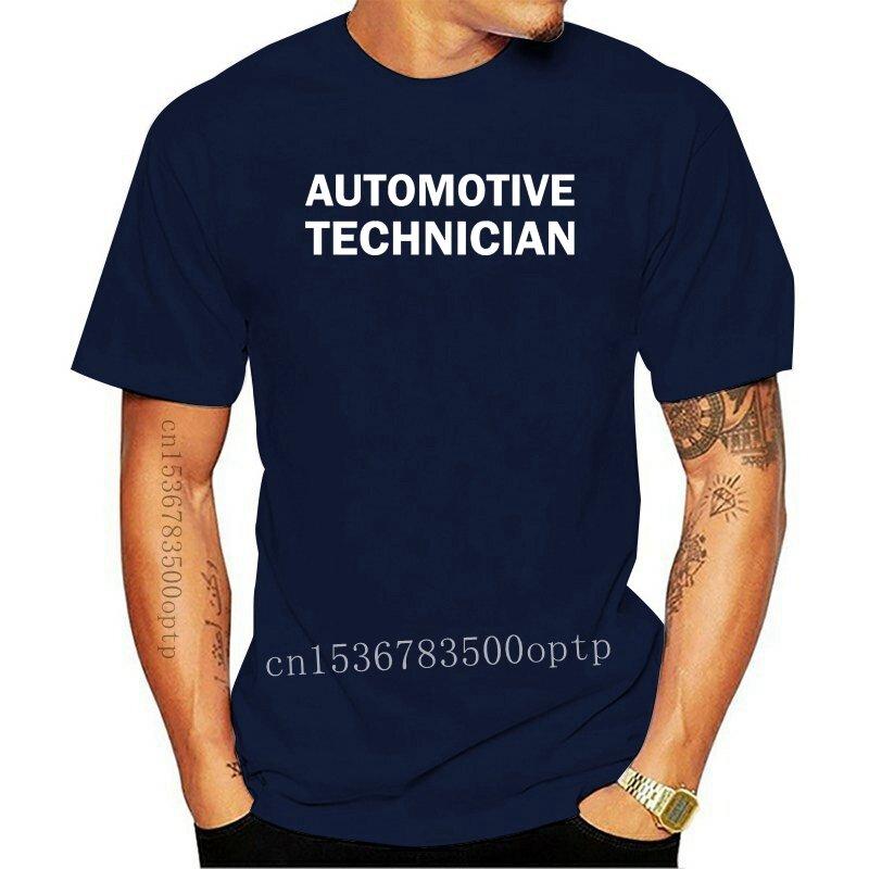 جديد فني السيارات تي شيرت ميكانيكي تي شيرت الموظفين إصلاح السيارات (2)