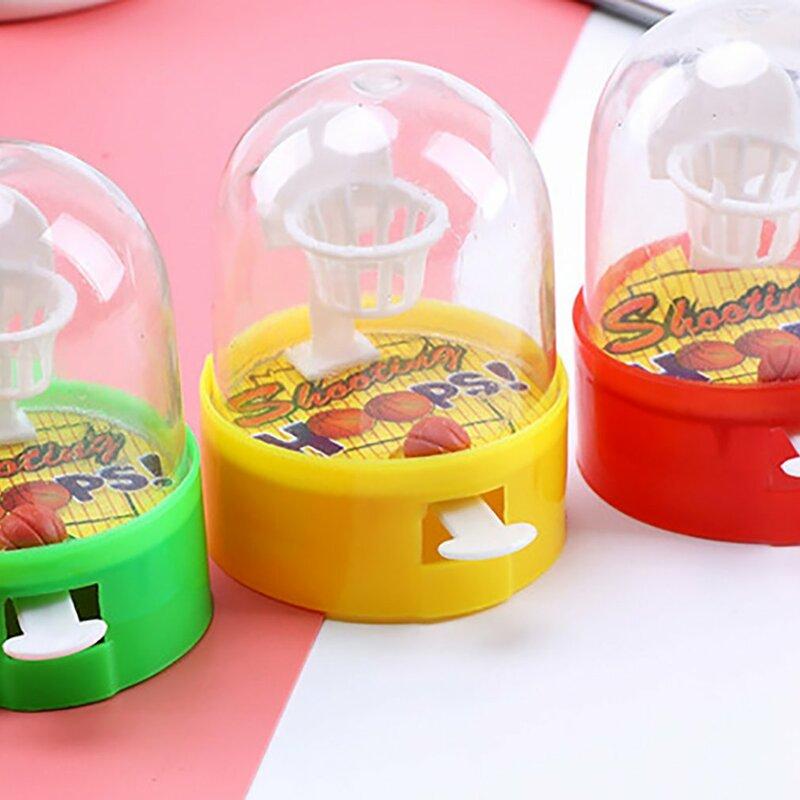 لعبة جيب كرة سلة صغيرة للأطفال ، لعبة ذكية متعددة الوظائف