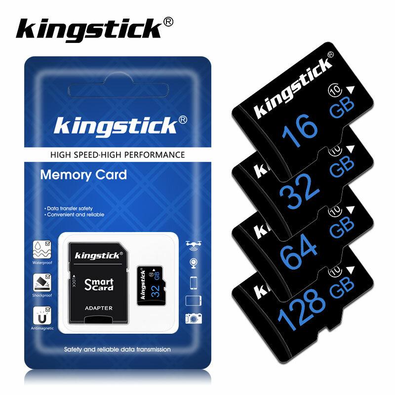 ذاكرة بسعة حقيقية 32 جيجابايت فئة 10 ذاكرة ميكرو SD 64 جيجابايت 128 جيجابايت بطاقة sd صغيرة عالية السرعة 8 جيجابايت 4 جيجابايت بطاقة sd صغيرة