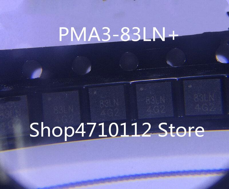شحن مجاني جديد 1 قطعة/الوحدة PMA3-83LN + PMA3-83LN PMA3-83 MCL 83LN QFN IC