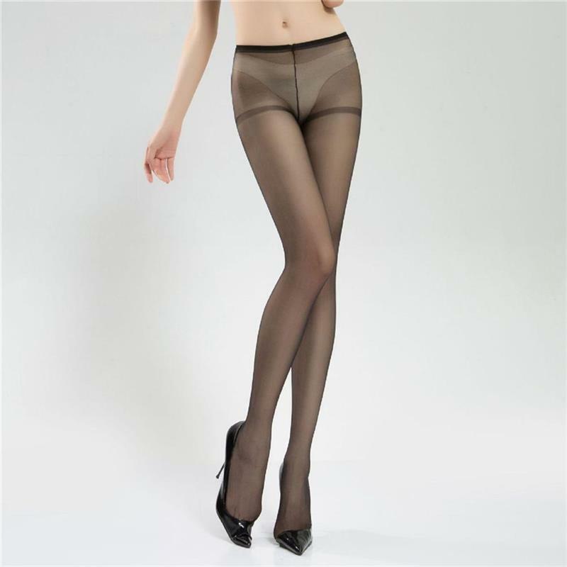 المرأة مثير الحرير جوارب شفافة غير مرئية بلون رقيقة جدا جوارب الورك رفع الجوارب النساء الجوارب