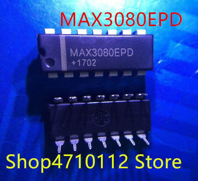 10 قطعة/الوحدة MAX3080EPD MAX3080CPD DIP-14