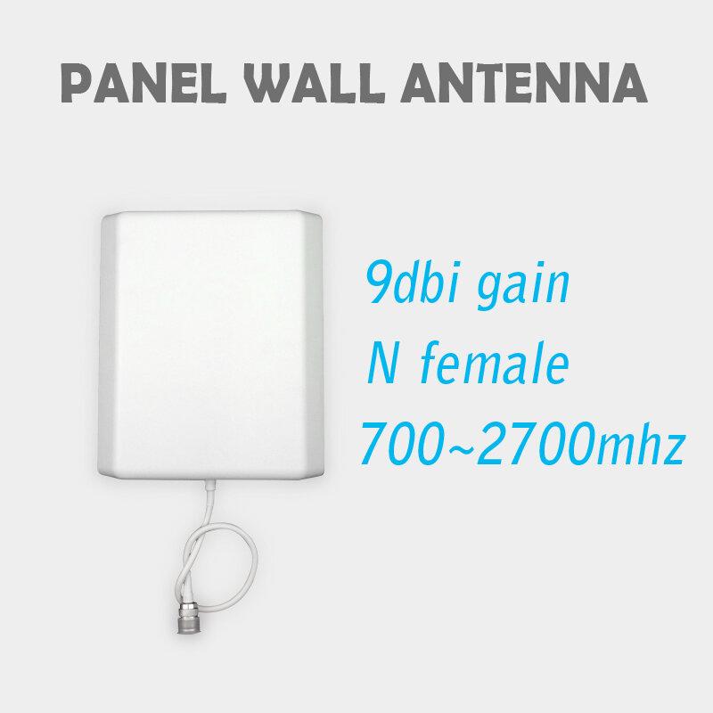 الثاني هوائي 700-2700mhz هوائي مجموعة ل مكرر إشارة مكرر GSM WCDMA DCS UMTS 4G LTE مكبر للصوت