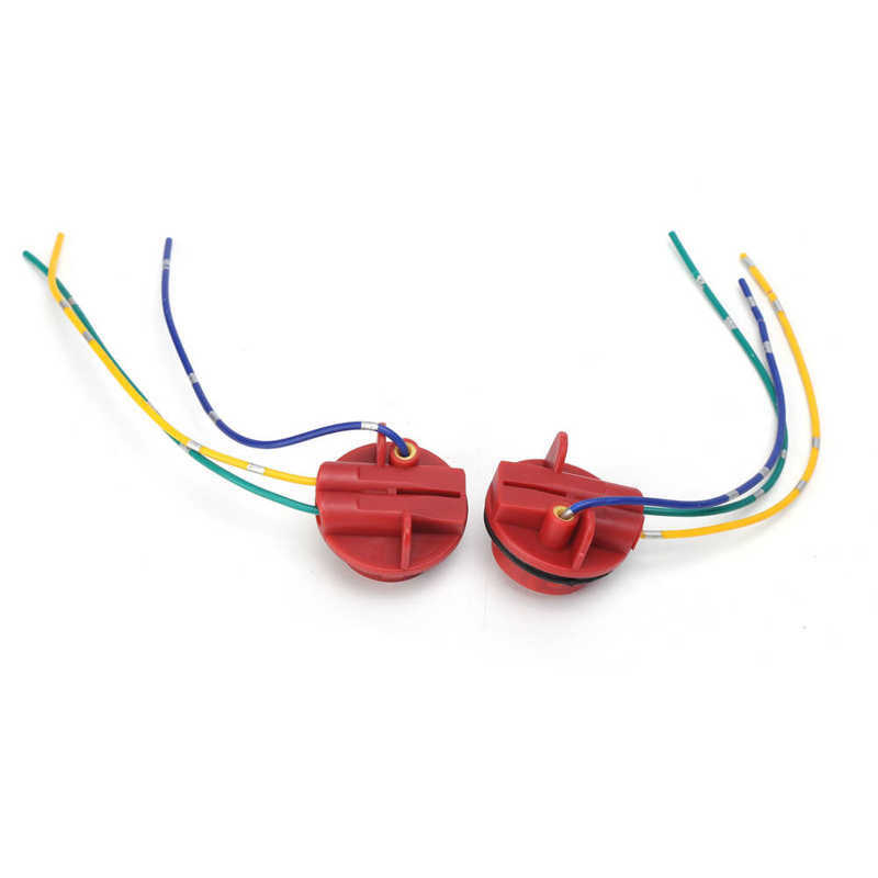 سيارة متنقلة تلقائيًا أداة إصلاح محرك الرعاية 12 فولت 1157 LED لمبة محول الأسلاك تسخير المقبس لتحويل إشارة أضواء الفرامل DRL
