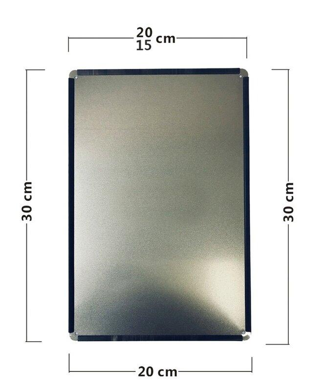 Doberman-علامة قرصان عتيقة ، علامة معدنية ، ألومنيوم ، 8x12 ، VS138