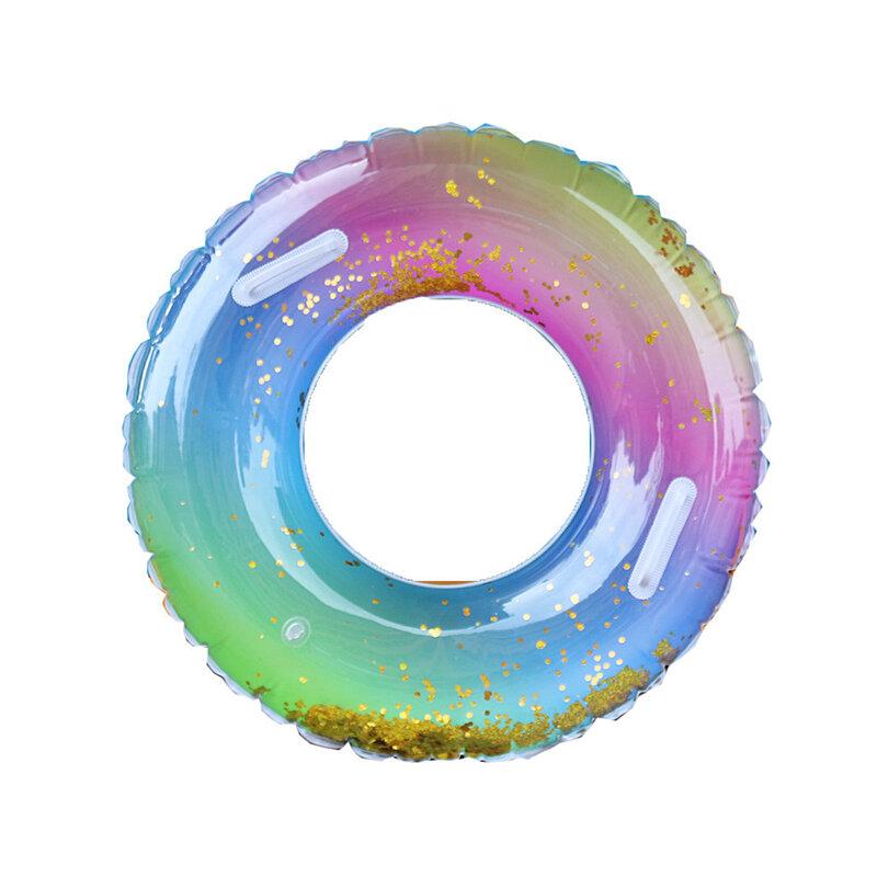 أطفال السباحة أنبوب بريق نفخ الأطفال عوامة للسباحة البريق المحمولة بركة أنبوب 2021 جديد دروبشيبينغ
