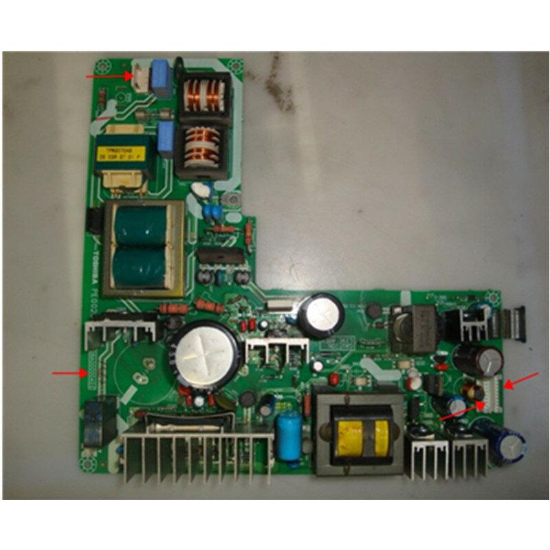 توشيبا 37WL66C 32WL66C امدادات الطاقة مجلس PE0028 F-1 V28A00000401