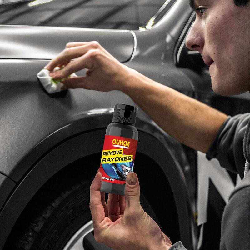 30 مللي وكيل إصلاح الصفر سيارة خدش إزالة عدة سيارة خدش مزيل مجمع إصلاح تلميع الرعاية الشمع العالمي