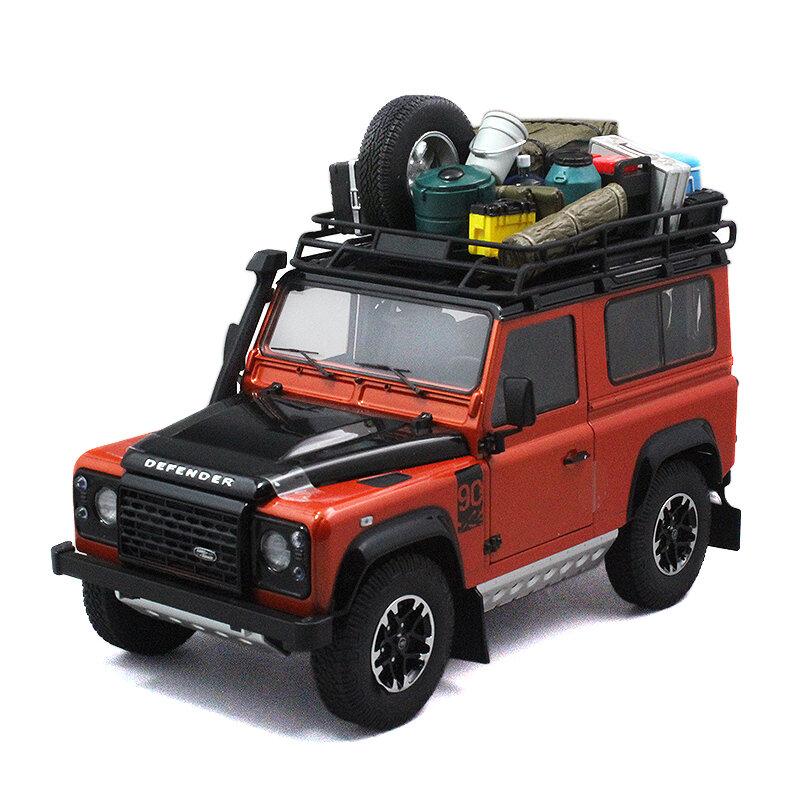 ملحقات نموذج السيارة على الطرق الوعرة ، نموذج سيارة على الطرق الوعرة من القرن التنين ، مشهد سيارة 1:18