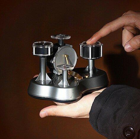 ماركفيلدشتاين الإبداعية فنجر اللمس طبل صغير قرع لعبة منضدية حلية هدايا للأصدقاء
