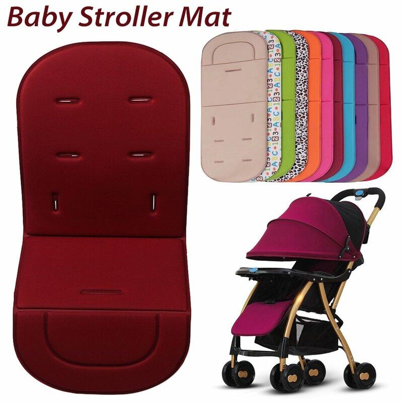 عربة وسادة مقعد الأطفال عربة عربة سيارة عالية كرسي مقعد عربة الفرش اللينة عربة حشوة وسادة الملحقات