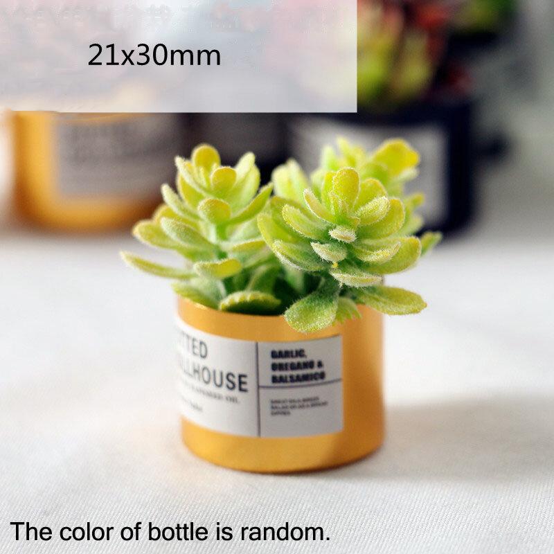"""دمية تبلاجو 1/12 مشهد مصغر ، زينة ، اكسسوار صغير للنباتات الخضراء ، نموذج لشخصية 6 """"، دمية جياو"""