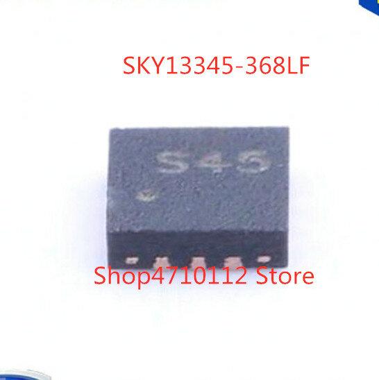 شحن مجاني جديد 20 قطعة/الوحدة SKY13345-368LF SKY13345-368 SKY13345 S45 QFN12 IC