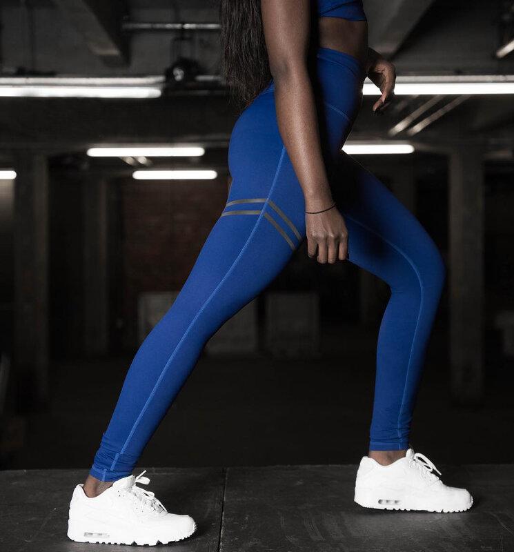 الجديد المزدوج حلقة الطباعة طماق المرأة الورك مرونة الترفيه الرياضة عالية الخصر طماق بلون نماذج مثير الساحرة